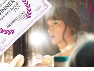Winner Japannual Audience Award 2021: MIDNIGHT SWAN by Eiji Uchida