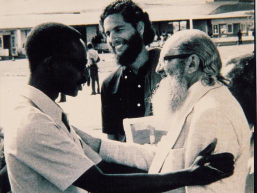 Paulo Freire na África