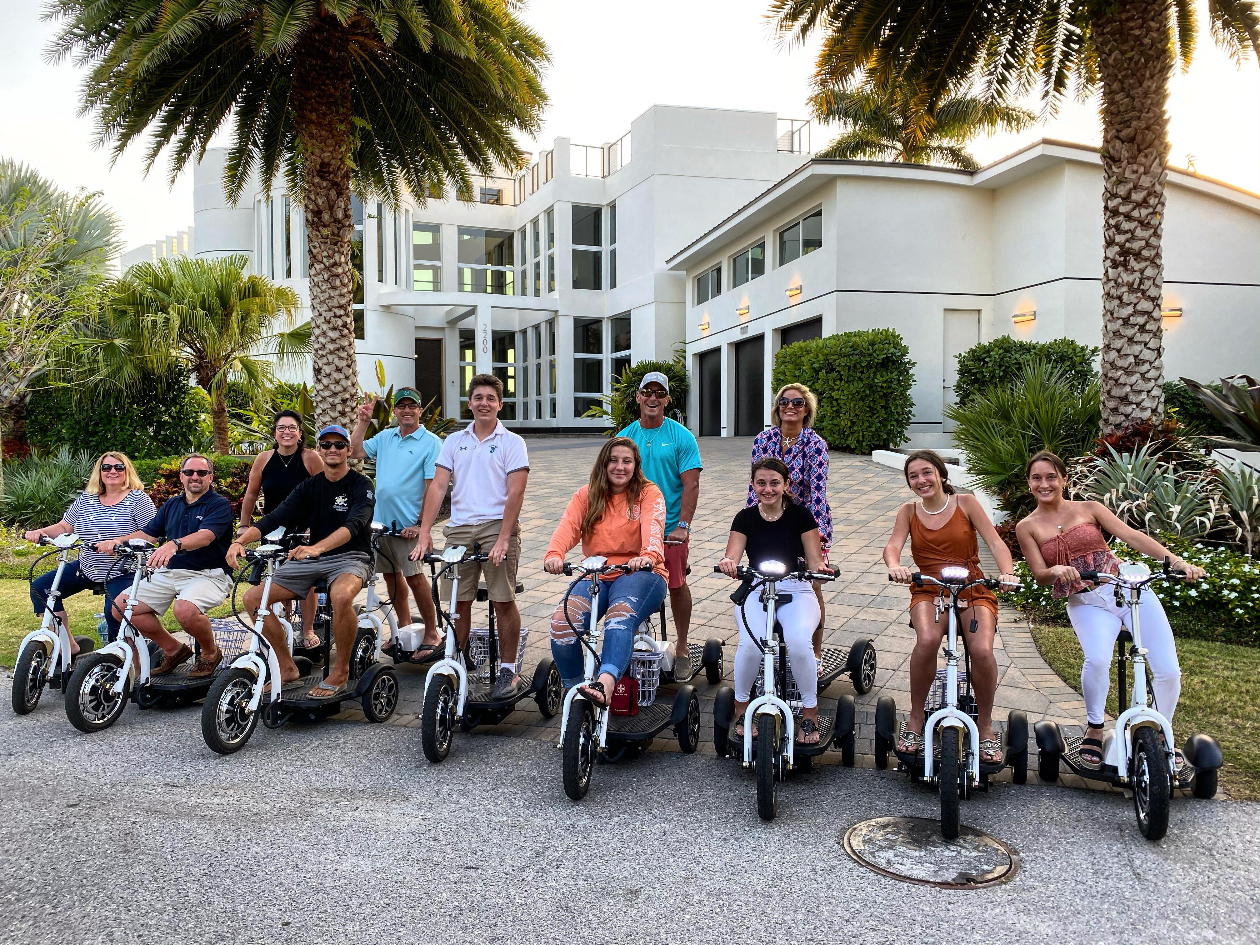 Marco Island Trike Tour