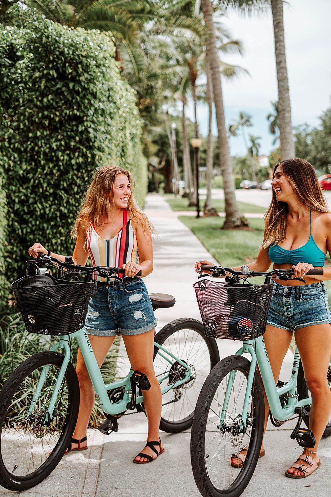 Weekly Bike Rental Naples