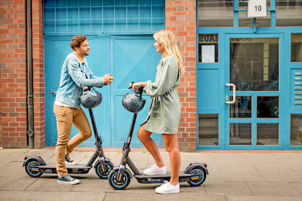 1 Hour Segway Electric Scooter Rental
