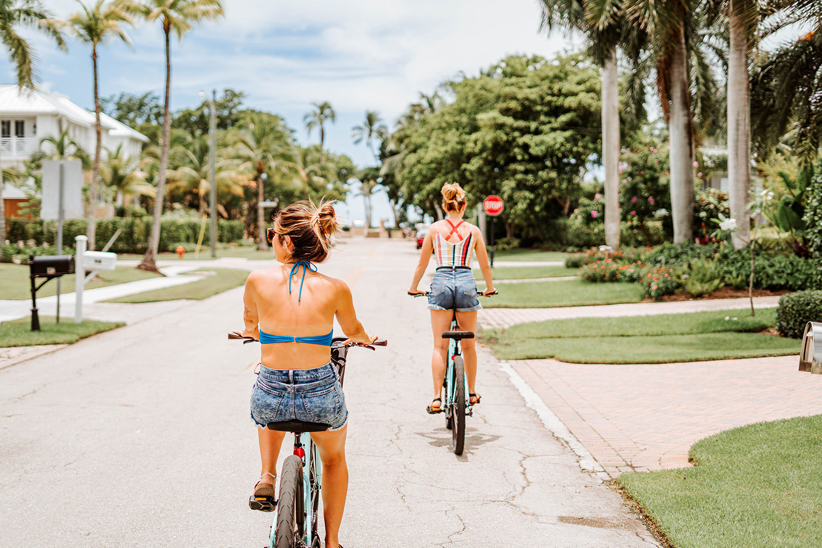 Marco Island Bicycle Tour