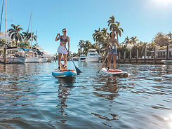 Paddle+boarding+in+Florida+-+ochristine.