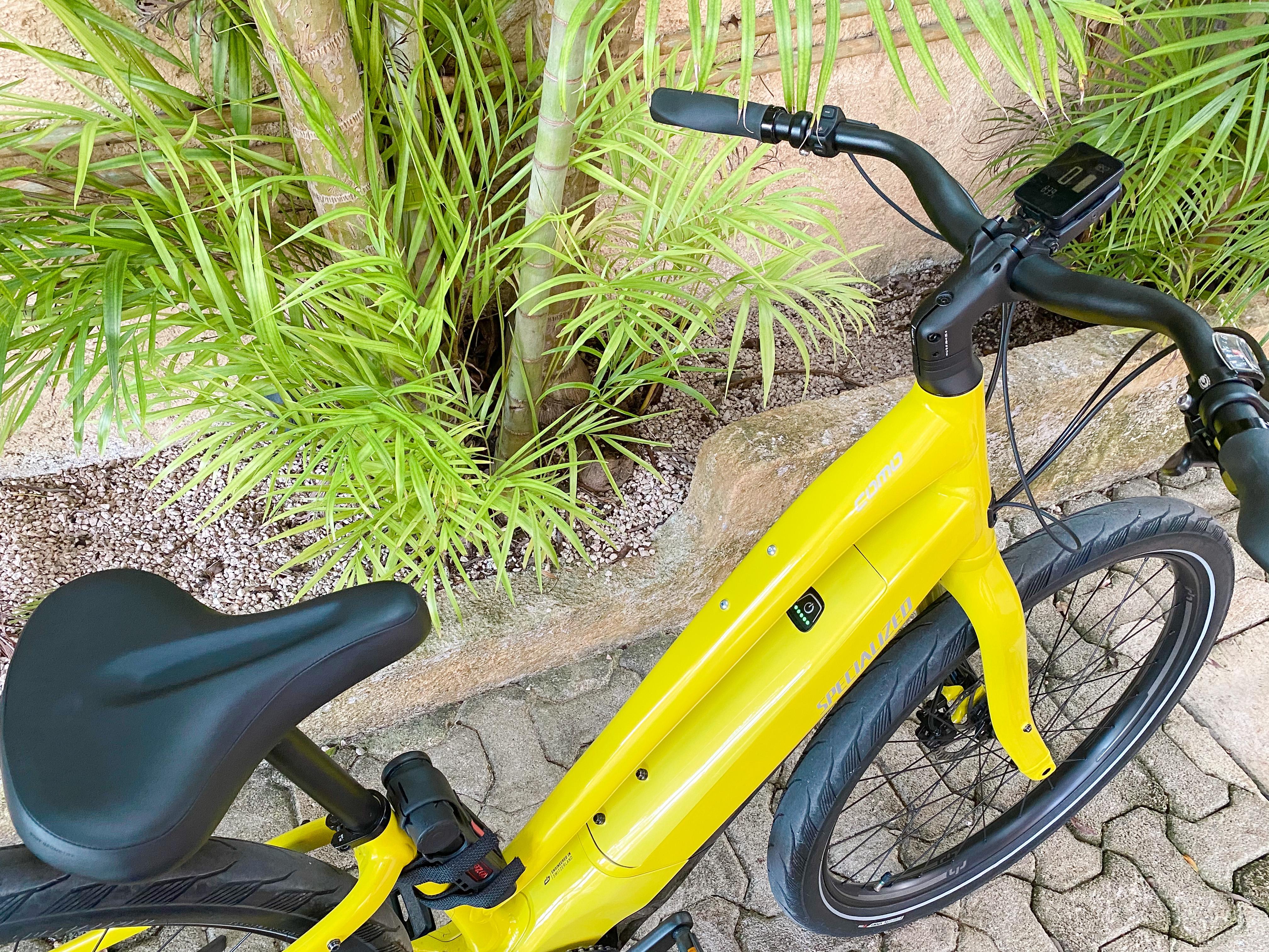 Weekly Electric Bike Rental - Naples