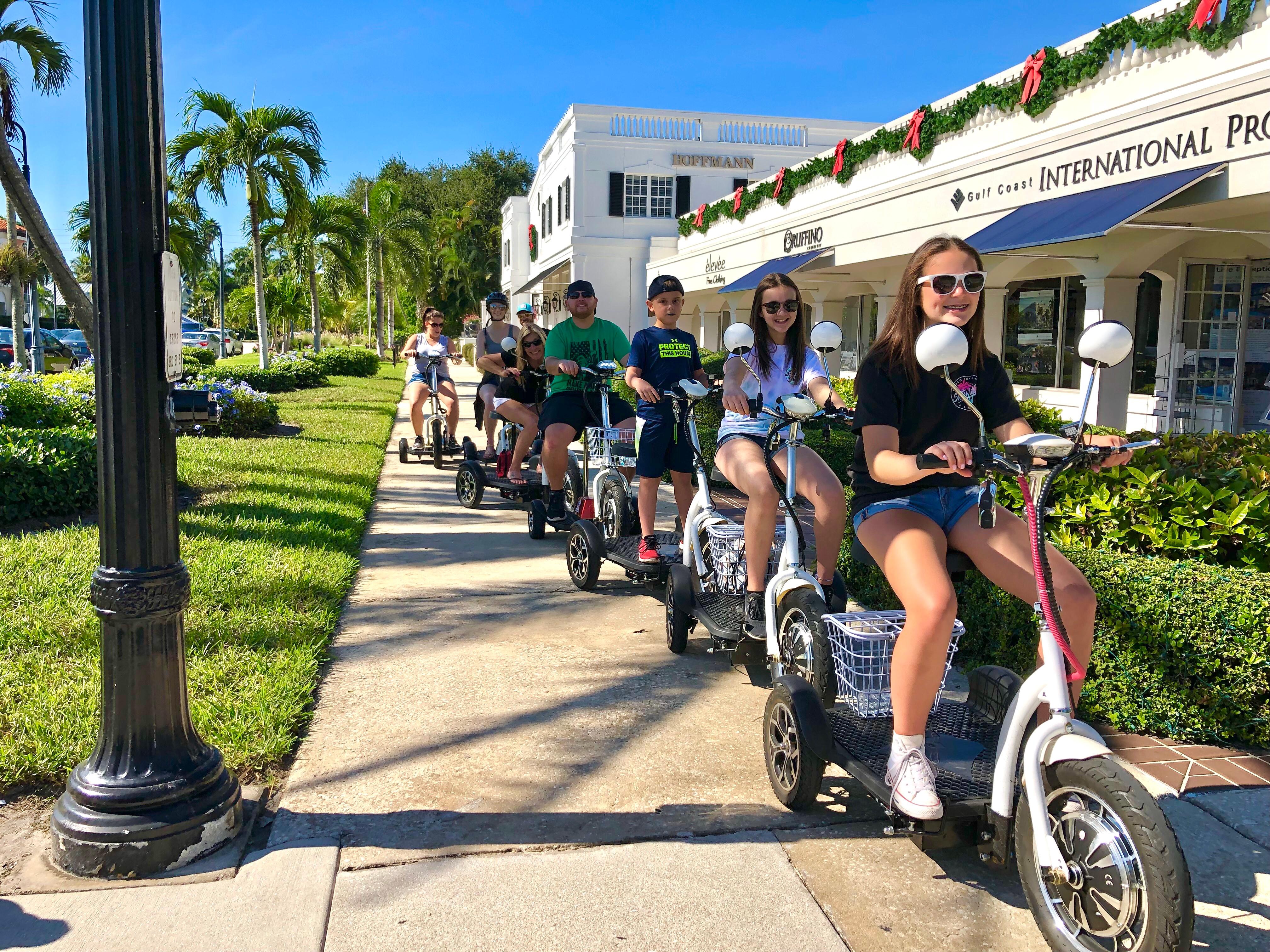 Naples Trike Tour