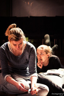 Manchester Opera Ensemble. Photo by Sarah Foubert