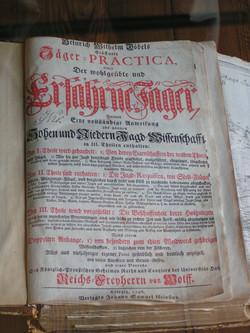 Jägerpraktika 1746