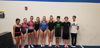 Gymnastics Prospective Student Athletes