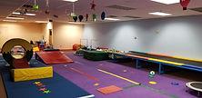 Gymnatics Preschool Gym