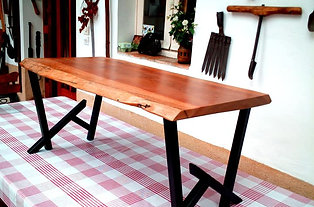 Table de salon ACAJOU