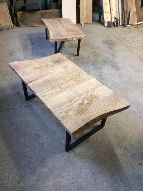 NATURELLE - Table basse en chêne