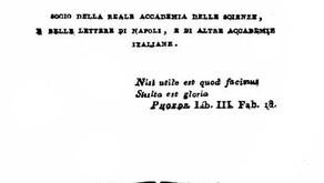 Missionário da cultura agrícola:  Giovanni Battista Gagliardo (1758-1823)