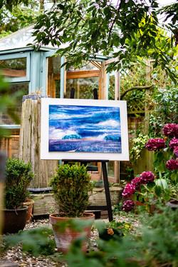 Rosemary Abrahams Landscape Painting