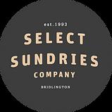 Select Sundres Company Black Logo