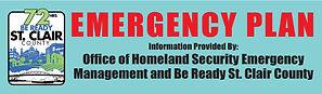 Emergency Plan Booklet