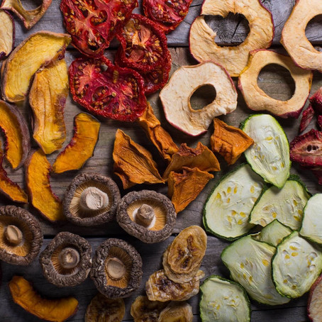 5 Ways to Upgrade your Meal Prep with a Food Dehydrator