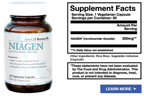 Niagen Reviews - Read before you buy this supplement