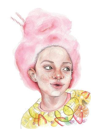 Candyfloss Girl