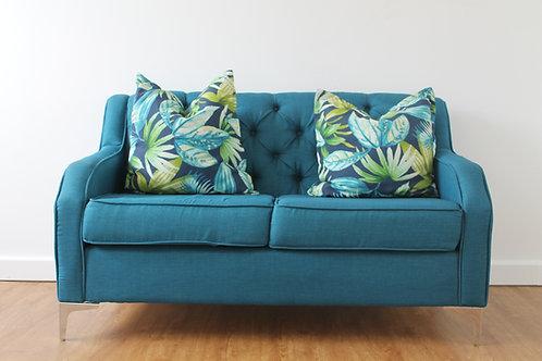 Blue Cloud Sofa