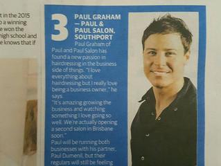 Top 10 Hairdresser's Gold Coast