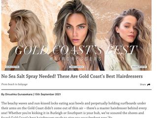 GOLD COAST'S BEST HAIRDRESSERS 2021 - STYLE MAGAZINE