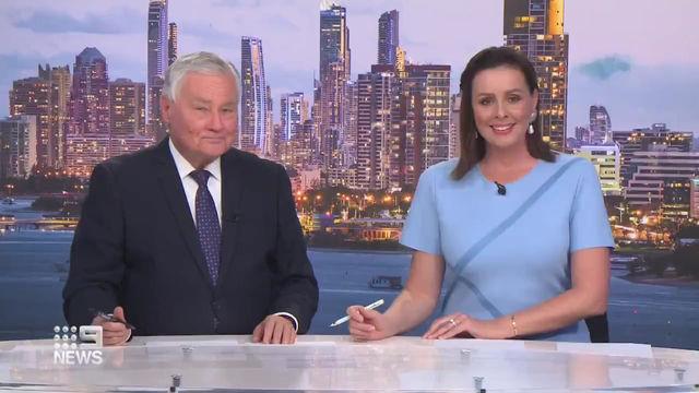 BREAKING - Channel 9 News Report-  2021 Australian Hair Industry Awards - Featuring Paul Graham