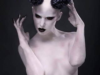 Avant Garde Hairdresser of the Year Finalist 2016