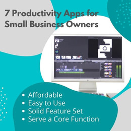 7 Unique Productivity Apps for Small Business Owners