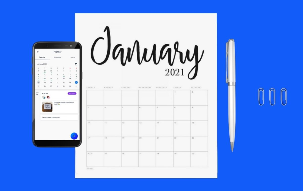 Social media scheduling tools - particularly for Instagram