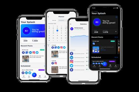 Hookle social media manager app for busy entrepreneurs