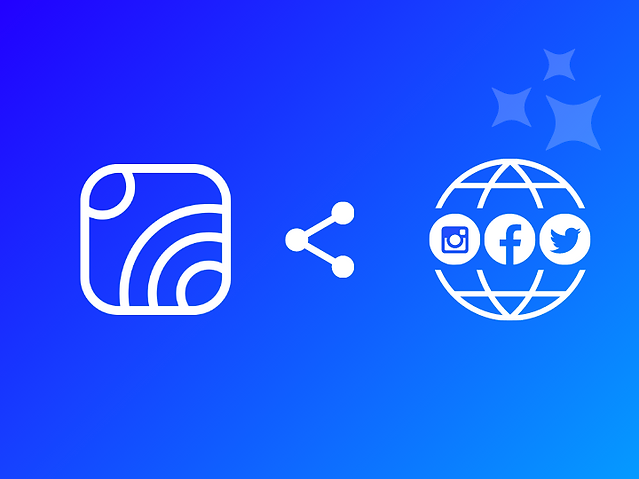 Share Content Directly with Hookle Now