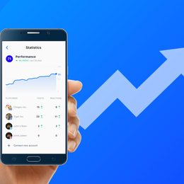 How to use social media statistics to grow your business's impact