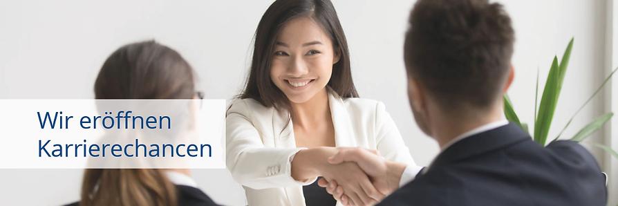 MPR Jobvermittlung wir eröffnen Karrierechancen