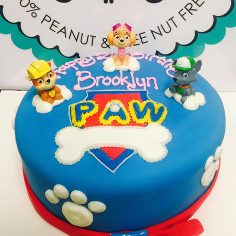 Paw Patrol Cake | Moneta Moments