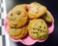 Chocolate Chip Cookies | Moneta Moments