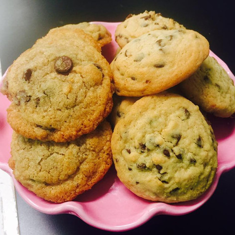 Chocolate Chip Cookies   Moneta Moments