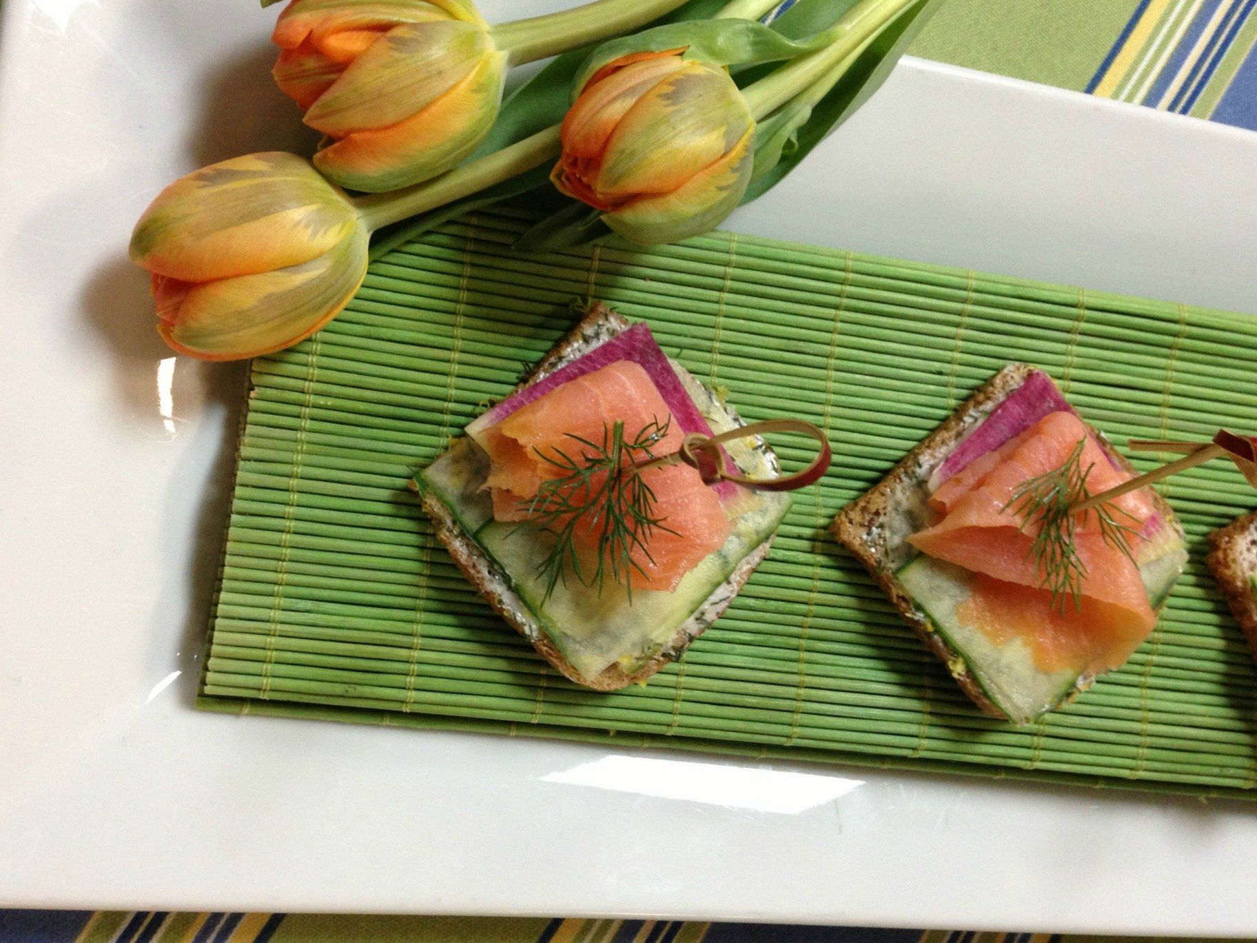 Tallulah's Catering Hors D'oeuvres