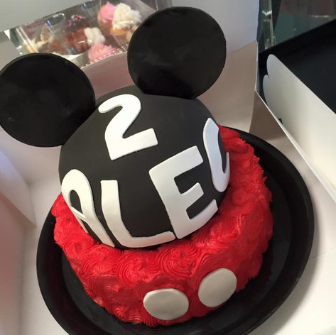 Disney Cake | Moneta Moments