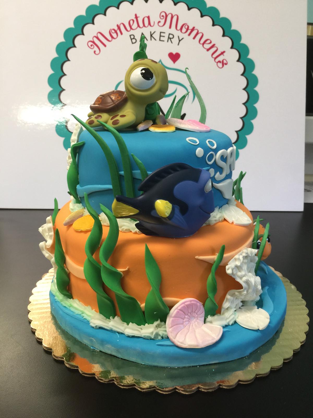 Cakes Moneta Moments