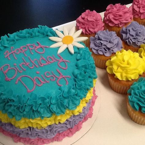 Girls Birthday Cake | Moneta Moments