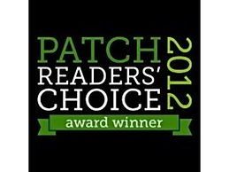 Patch readers choice award