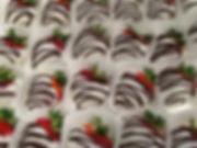 Moneta Moments Chocolate Covered Strawberries