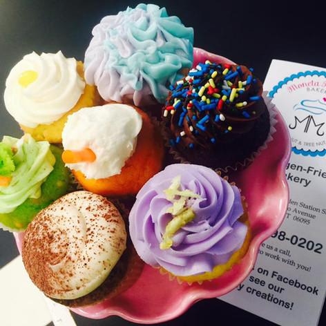 Cupcake Varieties | Moneta Moments