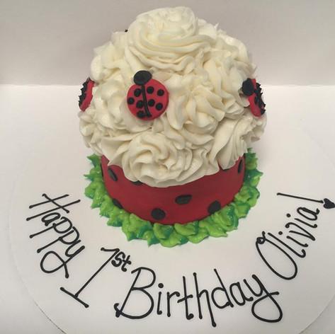 Smash Cake | Moneta Moments