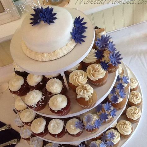 Moneta Moments Specialty Cupcakes