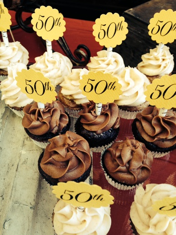 Tallulah's Catering Cupcakes