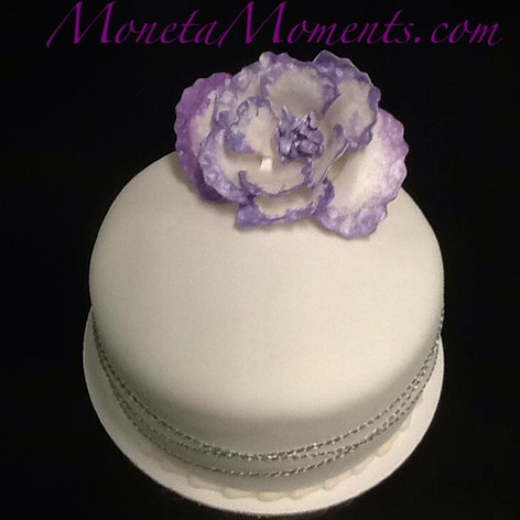 Custom Cake | Moneta Moments