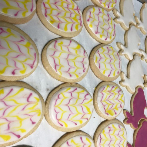 Easter Cookies | Moneta Moments