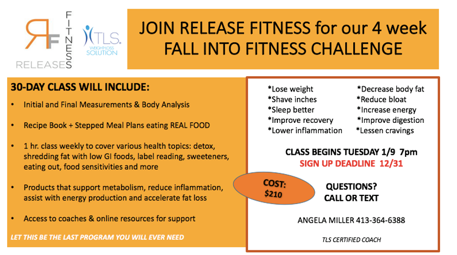 Nutrition Boot Camp