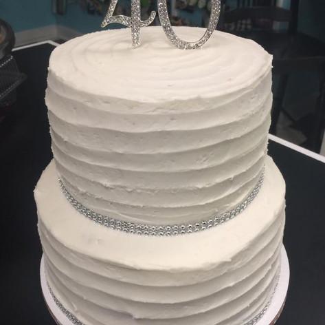 Anniversary Cakes | Moneta Moments